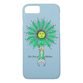 Heiliger Baum Hermess von Alchimie iPhone 8/7 Hülle