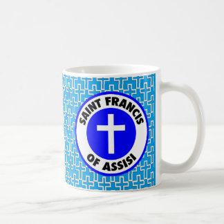 Heiliger Franziskus von Assisi Tasse