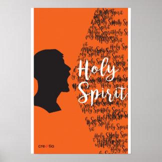 Heiliger Geist durch Katherine Poster
