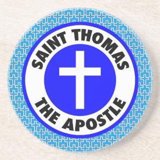 Heiliger Thomas der Apostel Untersetzer