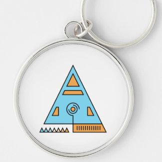 Heiliges Dreieck Schlüsselanhänger