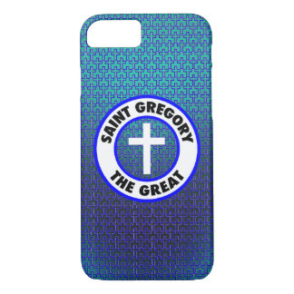 Heiliges Gregory das große iPhone 8/7 Hülle