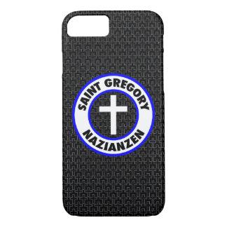 Heiliges Gregory Nazianzen iPhone 8/7 Hülle