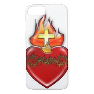 Heiliges Herz von Jesus iPhone 8/7 Hülle