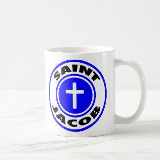 Heiliges Jakob Tasse