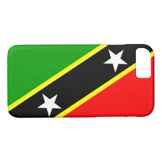 Heiliges Kitts u. Nevis iPhone 8/7 Hülle