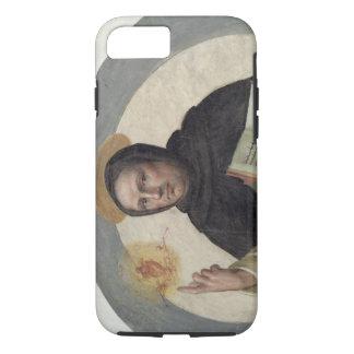 Heiliges Vincent Ferrer (Fresko) iPhone 8/7 Hülle