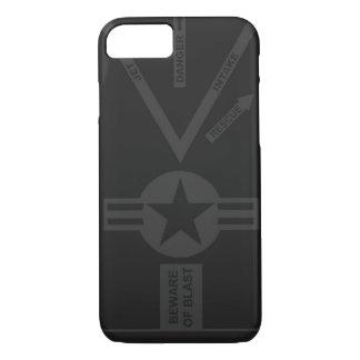 Heimlichkeits-Kämpfer-Motor Iphone Fall iPhone 8/7 Hülle