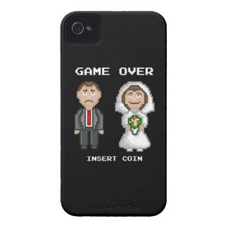 Heirat - Spiel vorbei Case-Mate iPhone 4 Hülle