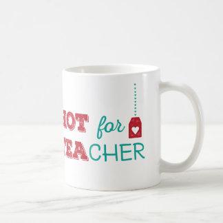 HEISS für Lehrer Kaffeetasse