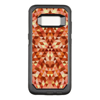 Heiße Dreieck-Mandala OtterBox Commuter Samsung Galaxy S8 Hülle