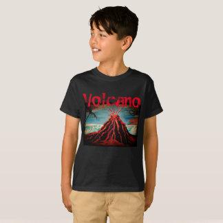 Heiße Lava T-Shirt