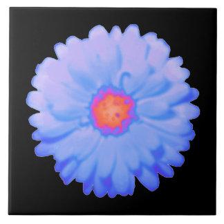 Heiße und kalte Ringelblumen-Fliese Fliese