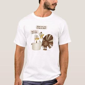 Heiße Wanne die Türkei T-Shirt
