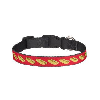 Heißes Hundehalsband