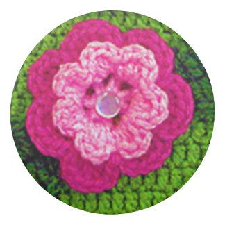 Heißes Rosa-Blumen-umschaltbarer Radiergummis 0