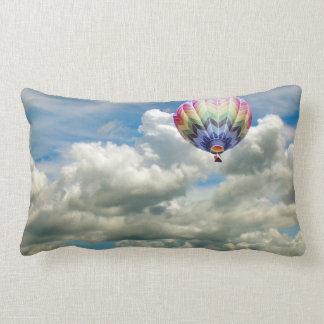 Heißluftballon des Kissens (lumbal) - in den Kissen