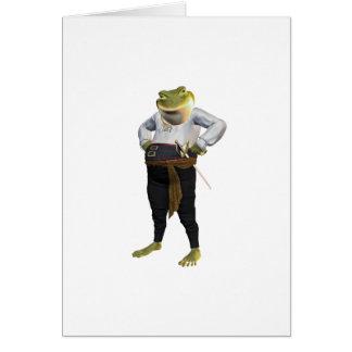Held-Frosch Karte