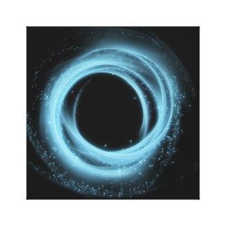Helle Eindrücke CERN-Minimalismus-Kunst Leinwanddruck