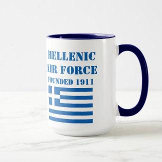 Hellenische (griechische) Luftwaffen-Tasse Tasse