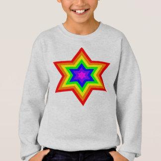 Helles Burst™ Jungen-Sweatshirt Sweatshirt