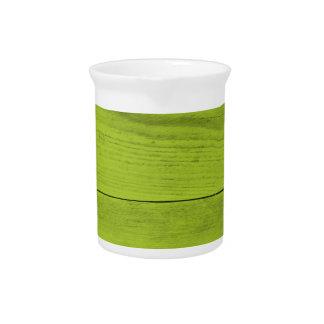 Hellgrüne hölzerne Struktur als Hintergrund textur Krug
