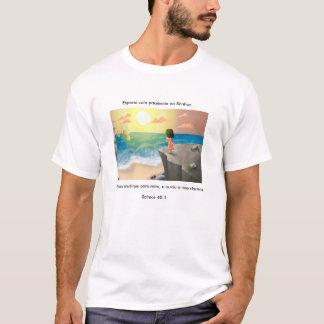 Hemden mit den Biblischen Mitteilungen T-Shirt