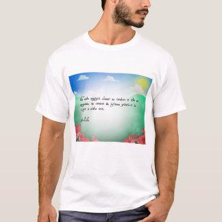 Hemden mit den evangelischen Mitteilungen T-Shirt