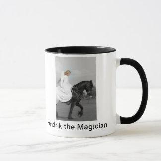 Hendrik die Magier-Engels-Kaffeetasse Tasse