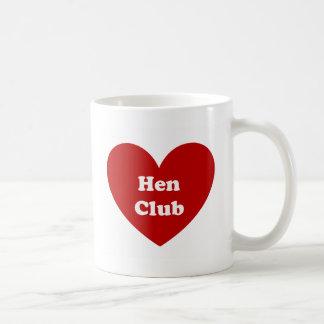 Henne-Verein Tasse
