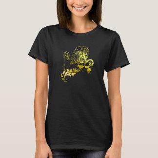Heraldischer Goldlöwe - MyBlazons T - Shirts für