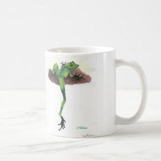 Herauf und Hopfen Tasse