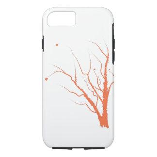 Herbst-Baum-Telefon-Kasten iPhone 8/7 Hülle