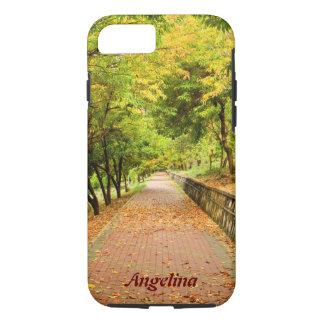 Herbst-Bäume iPhone 8/7 Hülle