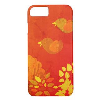 Herbst BirdsPhone Fall iPhone 8/7 Hülle