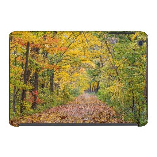 Herbst-Farben am Unabhängigkeits-Staats-Park iPad Mini Retina Hülle