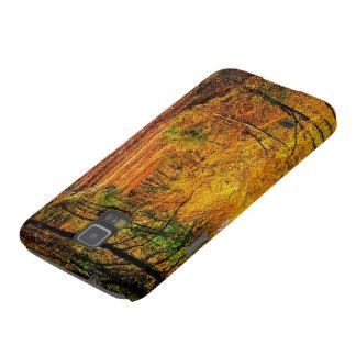 Herbst Galaxy S5 Hülle