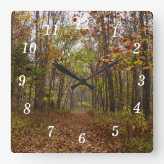 Herbst-Glück Uhr