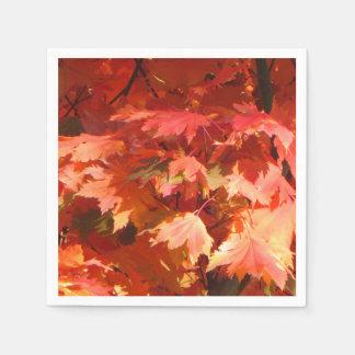 Herbst Papierservietten