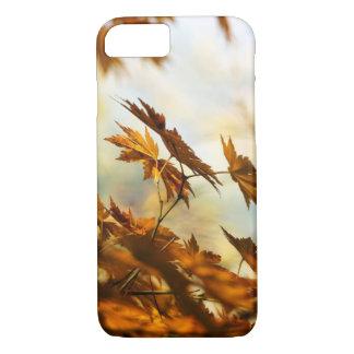Herbst-Telefon-Kasten iPhone 8/7 Hülle