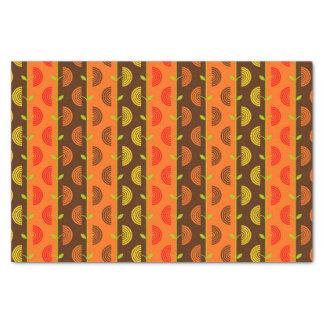 Herbst-Thema-Muster Seidenpapier
