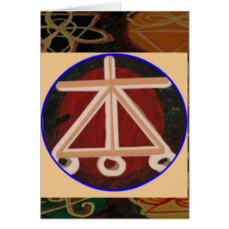 HERD - Karuna Reiki heilendes Symbol Karte