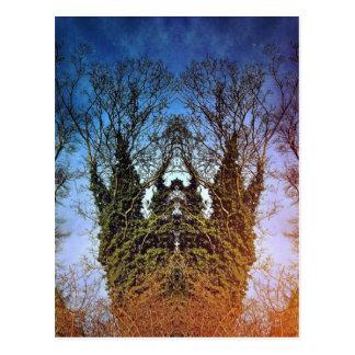 Herne der Jäger Postkarte
