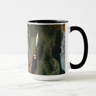 Herne der Jäger Tasse