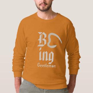 Herr-amerikanisches Kleiderraglan-Sweatshirt sein- Sweatshirt