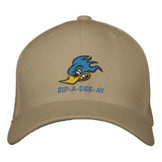 Herr Bluebird Bestickte Baseballkappe