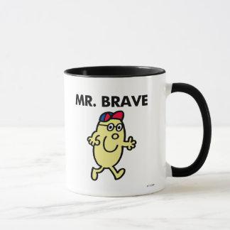 Herr Brave Waving Hello Tasse