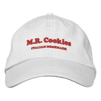 HERR COOKIES Hut Bestickte Baseballkappen
