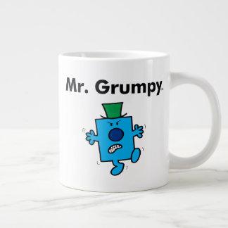 Herr Grumpy Herr-Men | ist ein Grump Jumbo-Tasse