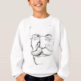Herr Mustache Sweatshirt